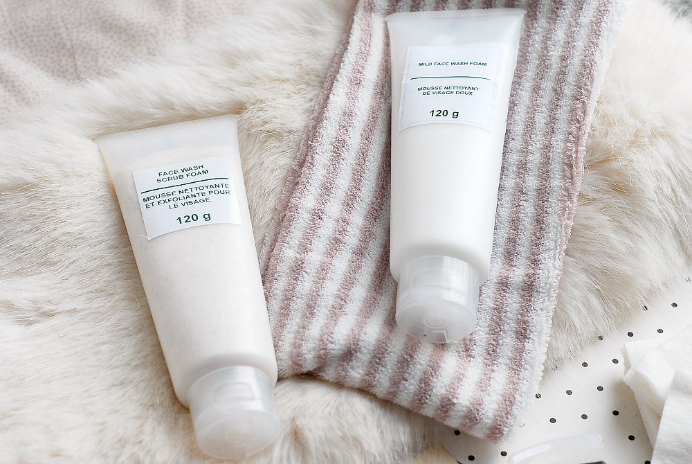 MUJI Skincare blog review canada