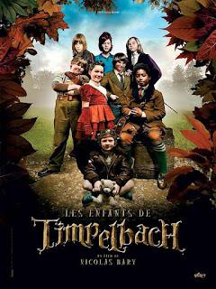 Los niños de Timpelbach<br><span class='font12 dBlock'><i>(Les enfants de Timpelbach (Trouble at Timpetill))</i></span>