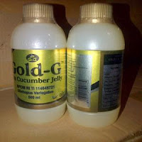 Jelly Gamat Gold- G 500 ml