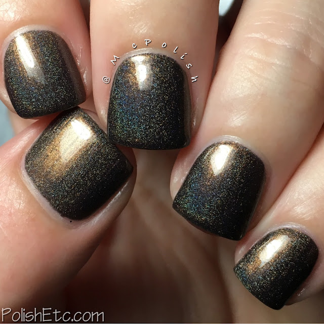 Native War Paints - The Next World Collection - McPolish - Fire Lake