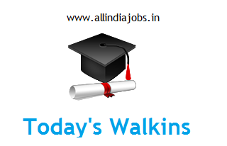 Today Walkins | Today Walkin Drives | Latest Walkins