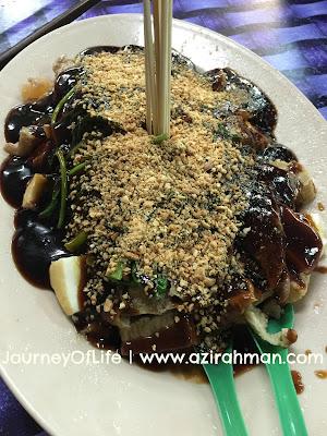 ronda-ronda cari makan di kota warisan taiping; tempat makan menarik taiping