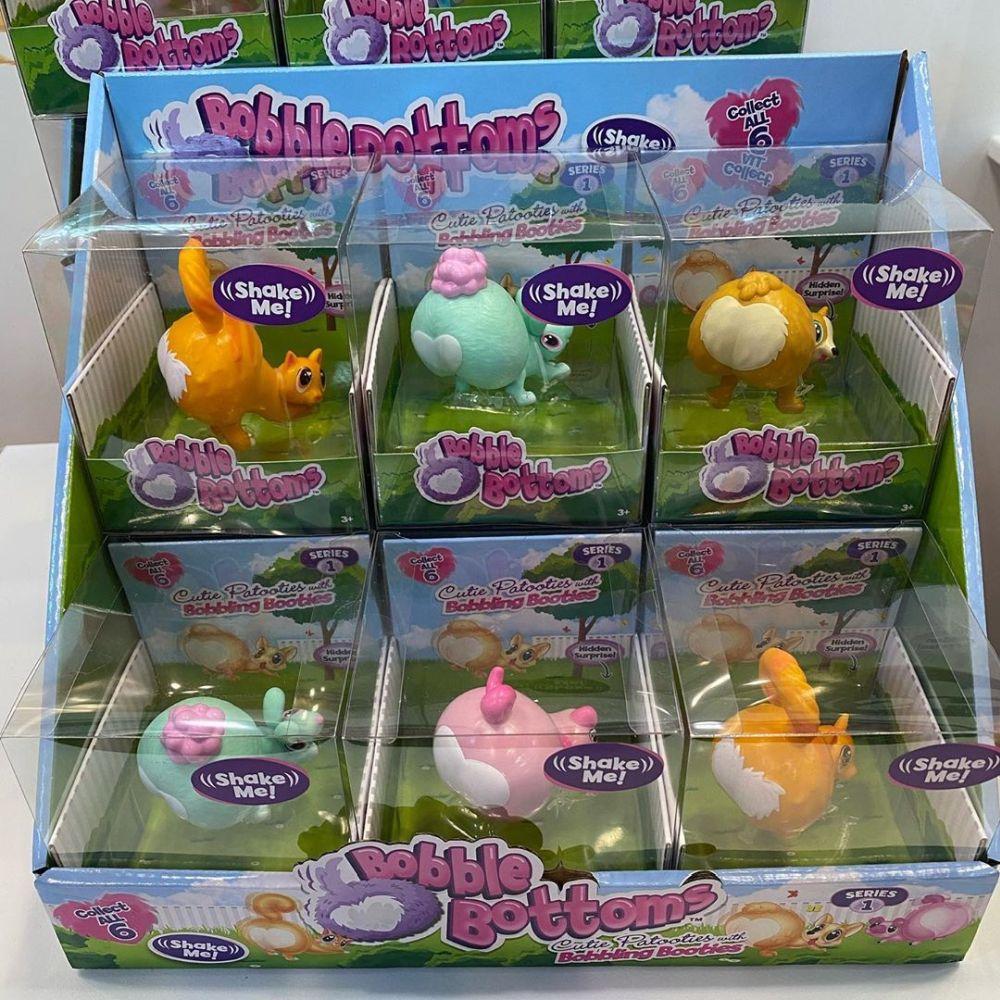 Погремушки Bobble Bottoms новинки игрушек 2020