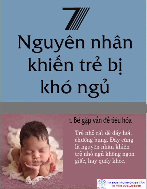 cách cho bé ngủ ngon1