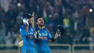 India vs Sri Lanka 5th ODI 2014 Highlights