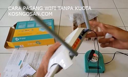wifi rumah tanpa batasan kuota