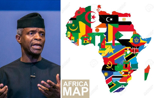 Osinbajo Stated That All African Countries are Corrupt