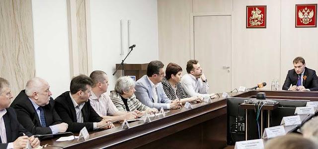 Сергиево-Посадский центр занятости наполнят «реальной жизнью»