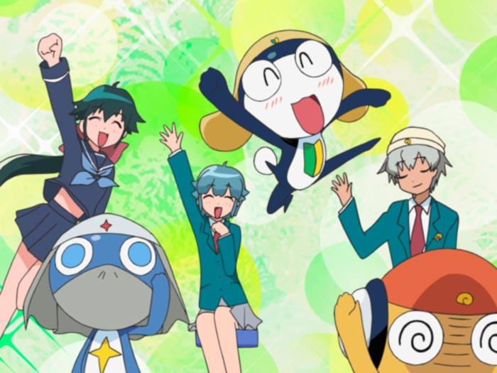 Keroro anime - Luk Internacional