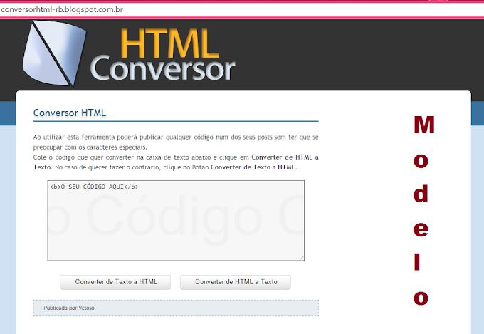 html / javascript: códigos HTML/JAVASCRIPT nas postagens do blog (blogger)