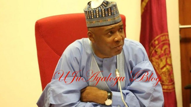 Senate President Saraki Faults Looters' List Released By Lai Mohammed