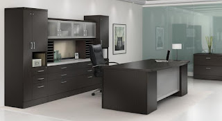 Well Designed Office Interior by OfficeAnything.com