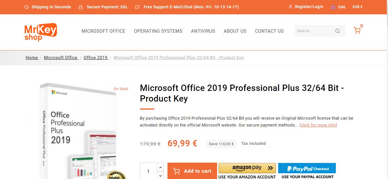 Office 2019 Cheap