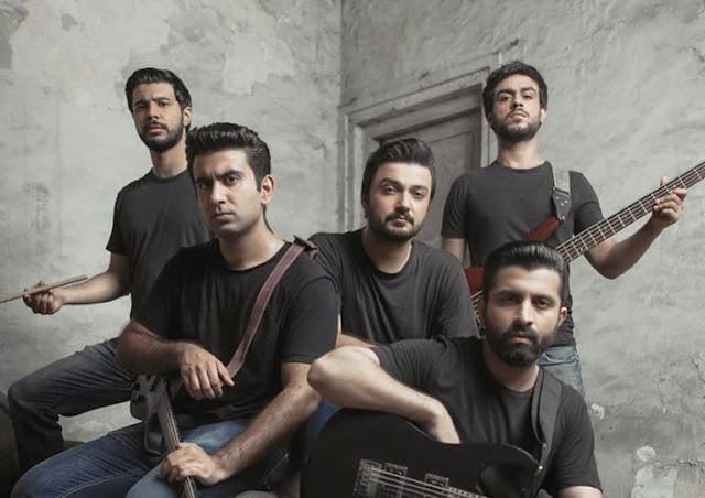 Bayaan is a Pakistani pop rock band and they are the winners of Pepsi Battle of the Bands.