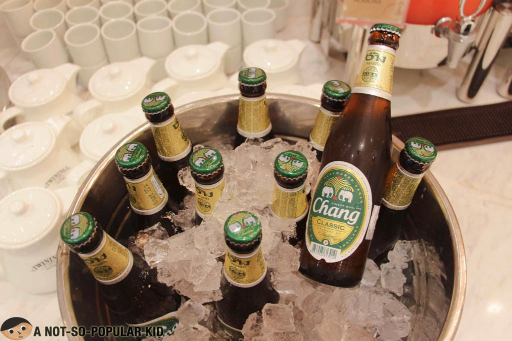 Chang Classic is a beer brand from Thailand