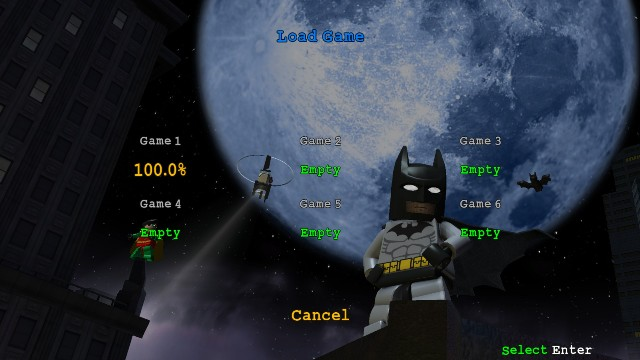 Download LEGO Batman The Video Game PC Gameplay