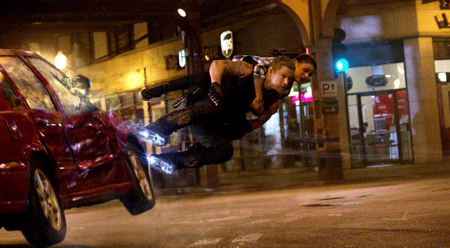 Mila Kunis și Channing Tatum - Jupiter Ascending