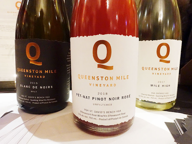 Queenston Mile Vineyard Sparkling Wines