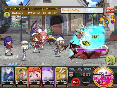 Merc Storia mod apk latest version