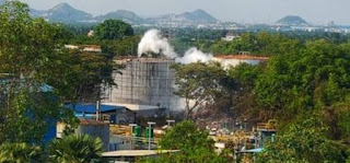 Styrene gas leaked in Vizag: What effect does it have on man?  Styrene gas (C8H8) means ...?