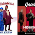 Gospel Music Quartet - Midnight Crew Celebrates 17th Year Anniversary w/ Double Release - 'Good God' & 'Congratulations'    @midnightcrewng
