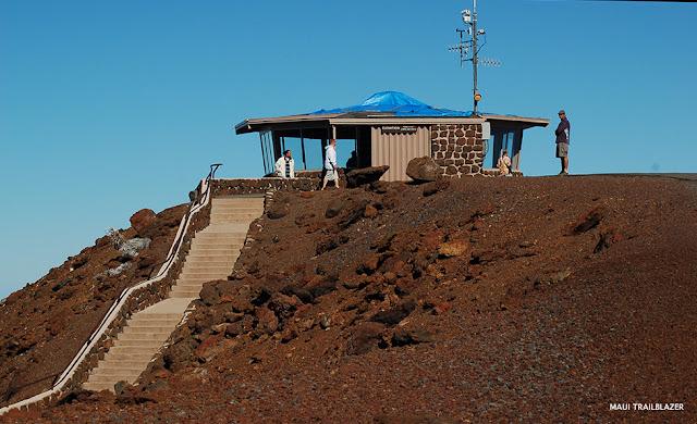 Haleakala summit Maui