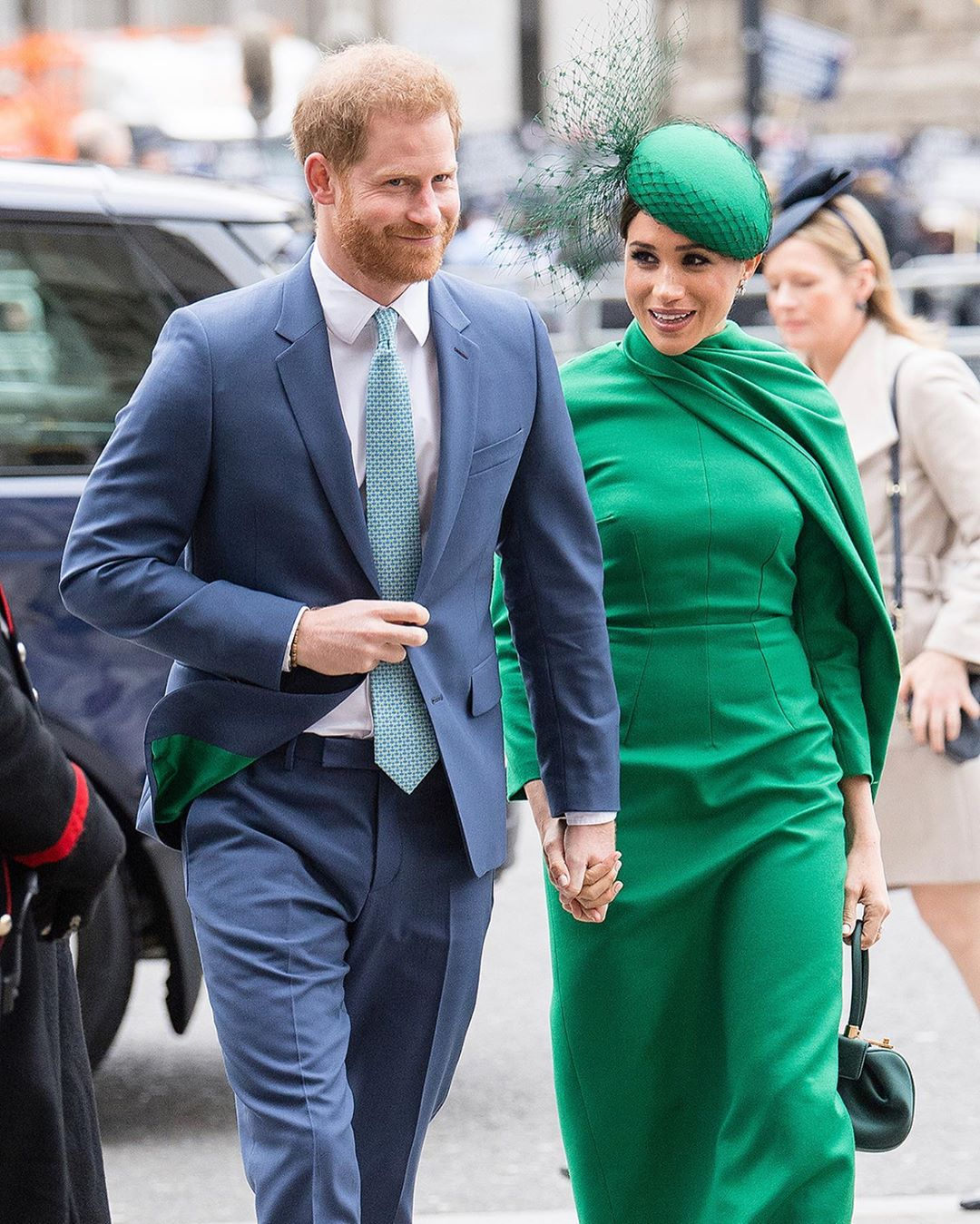 Harry and Meghan Donates funds from their royal wedding
