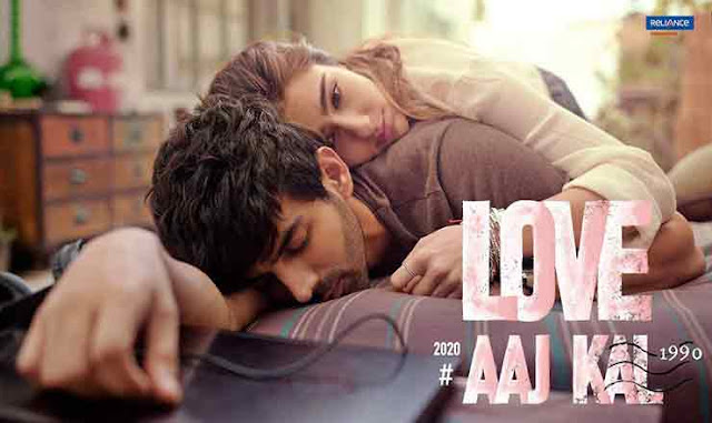 धक धक Dhak Dhak – Love Aaj Kal