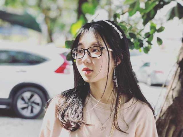 Nữ sinh 10x Thanh Hóa sở hữu vẻ đẹp trong veo gây đốn tim cộng đồng mạng