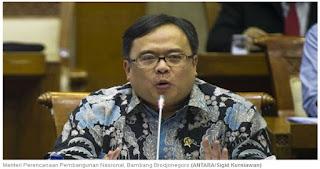 ASYIK... Pengangguran Bakal Digaji Pemerintah, Ini Penjelasan Menteri Perencanaan Pembangunan