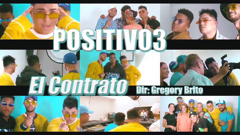 Positivo3 - ¨El Contrato¨ - Videoclip - Director: Gregory Brito. Portal Del Vídeo Clip Cubano