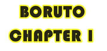 Manga Boruto Chapter 1, Ini Pembahasannya !!!