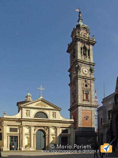 chiesa di san Vittore a varese