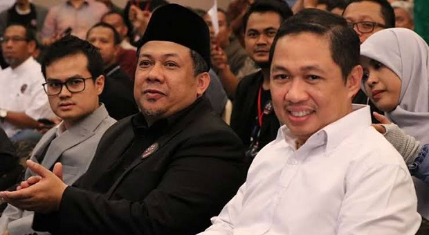 Anis Matta Jadi Ketum Gelora, Fahri Hamzah Wakilnya