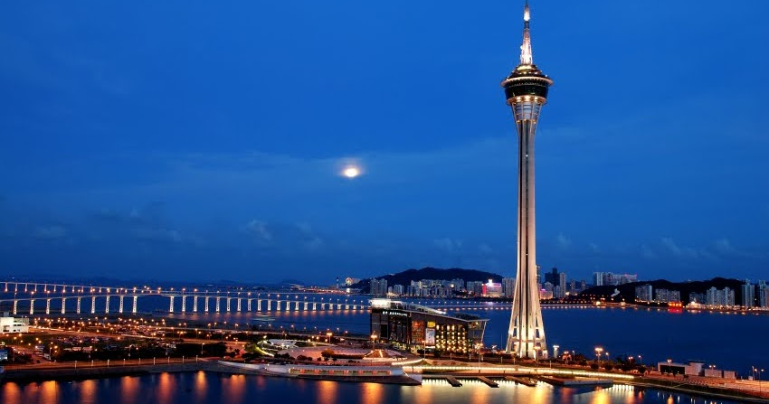 tours travels macau tower - photo #9