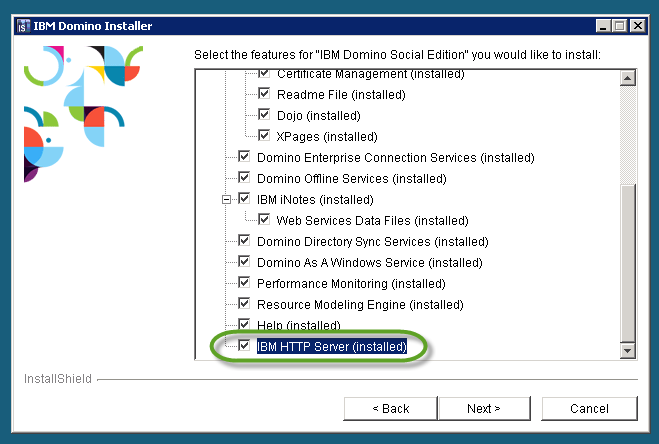Setting Up The IBM HTTP Server with Domino 9   XPage Tips