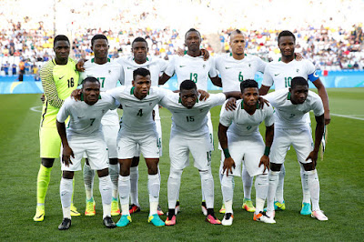 Nigeria's Dream Team VI  crash out as Germany defeat the Nigeria squad.2:0
