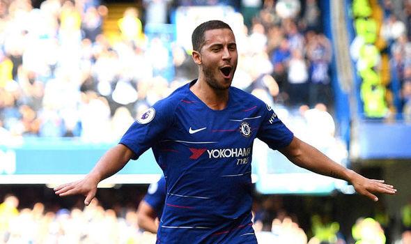 Petinggi Chelsea Takkan Biarkan Hazard Tiunggalkan Stamford Brigde