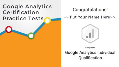 Google Analytics Certification Exam - Practice Q&A and Tests coupon