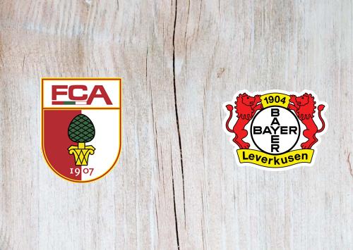 Augsburg vs Bayer Leverkusen -Highlights 21 February 2021