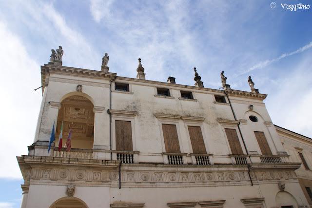Scorcio di Palazzo Chiericati - Vicenza