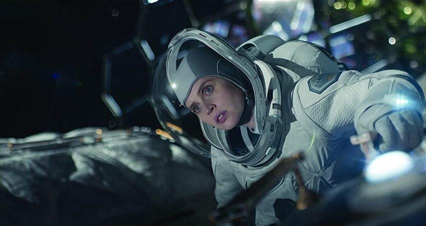 Рецензия на фильм «Полночное небо» - Джордж Клуни о жизни, вселенной и вообще - 02