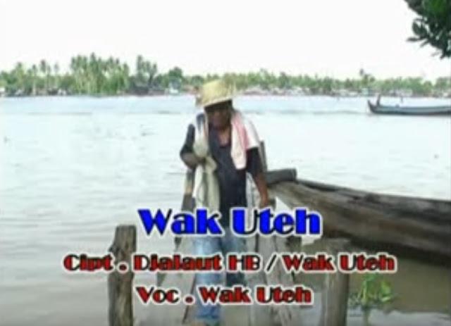 Lirik Lagu Wak Uteh Tanjung Balai