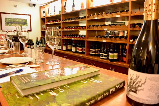 Recanati Winery - Tasting Room. Photo by Nicole Ruiz Hudson