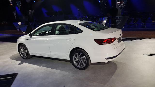 VW Virtus 2018 estreia no Brasil por R$ 59.990 reais - vídeo, versões e preços