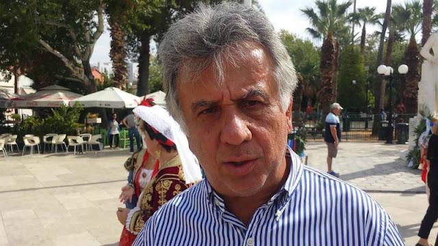 """Γ. Γεωργόπουλος: """"...με τις ψήφους μας, δεν ζημιώσαμε οικονομικά τον Δήμο, όπως έγινε στο παρελθόν με ψήφους άλλων..."""""""