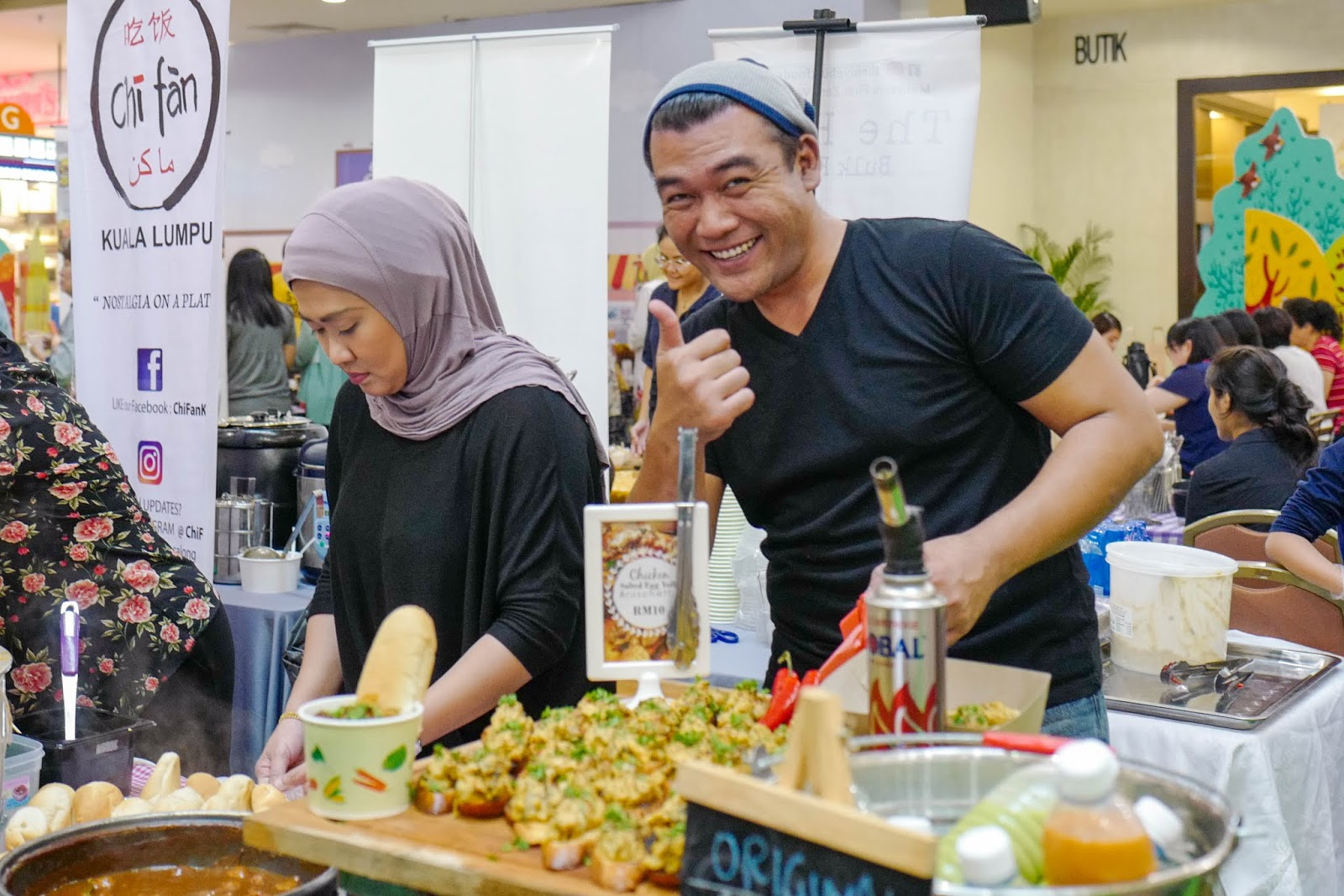 Maple Food Market: Great Eastern Mall's Latest Triumph