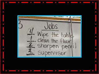 Guest blog post from Elizabeth Rossmiller at Seconds at the Beach who tells us about Easy Classroom Jobs Rotations!