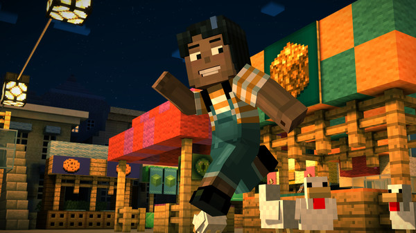 Minecraft Story Mode Torrent