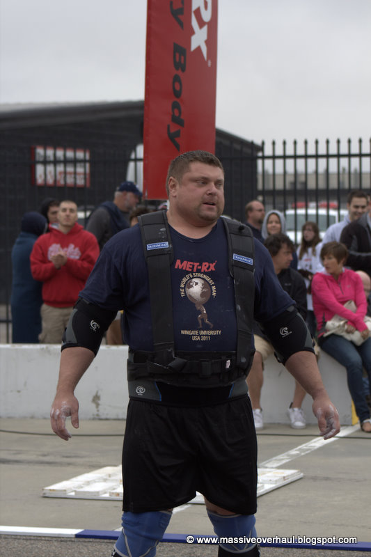Massive Overhaul: World's Strongest Man 2011 - Qualifiers ...